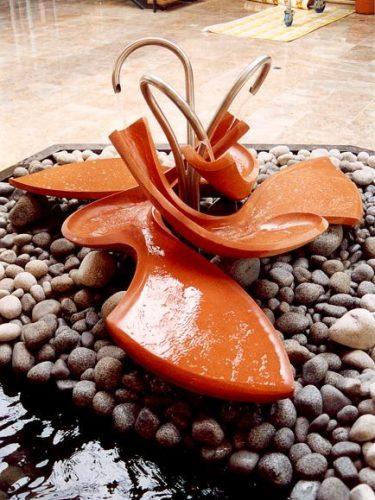 Office sculpture - bring nature inside